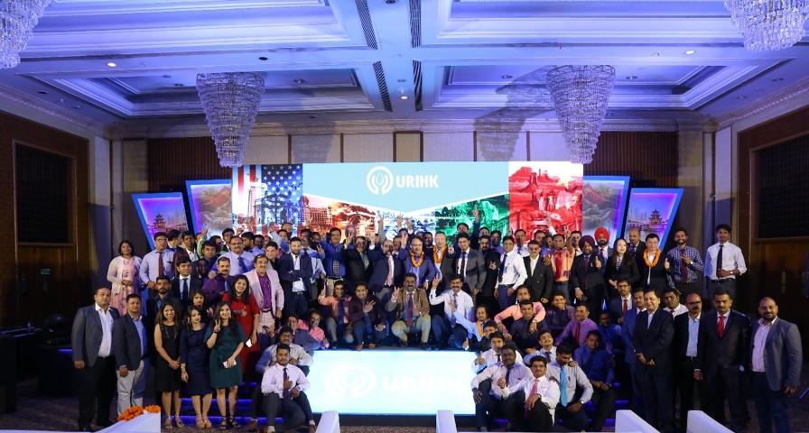 16-03-19 Urihk Celebrates Official Launch with MR Training in Mumbai