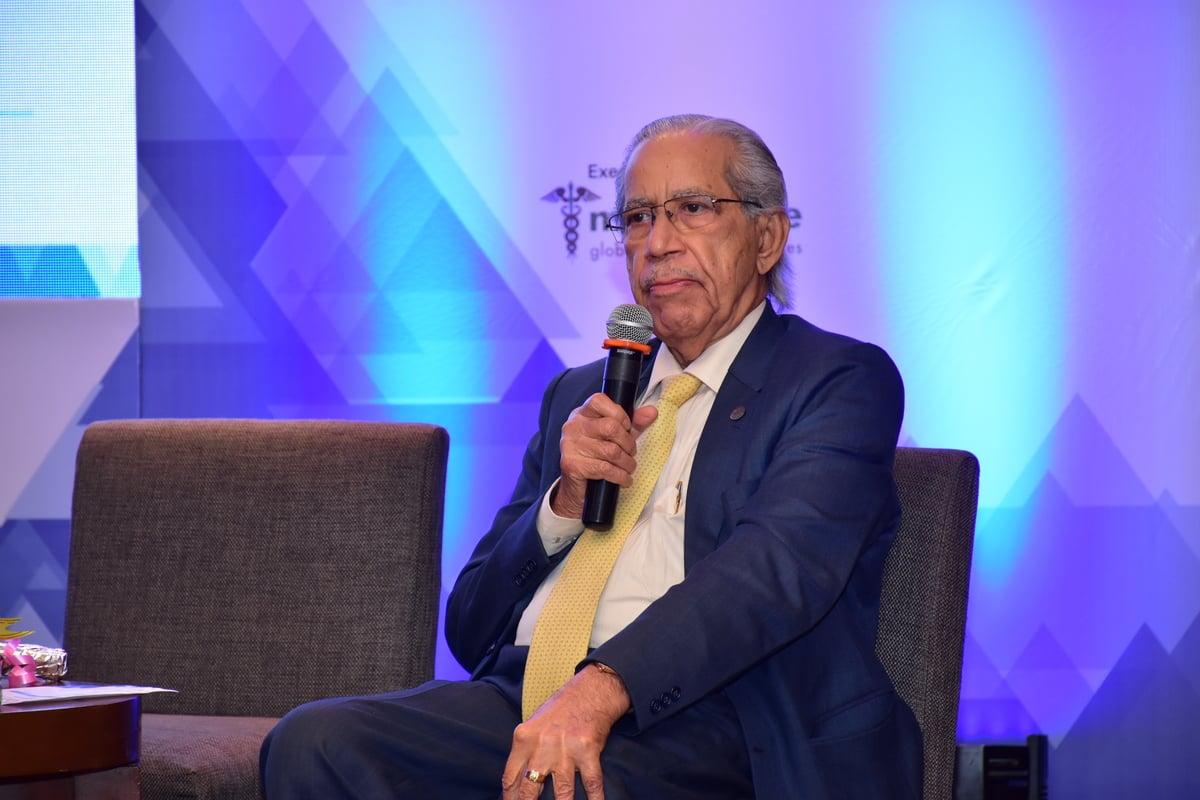 Dr. P S Ramani at IESS Mumbai