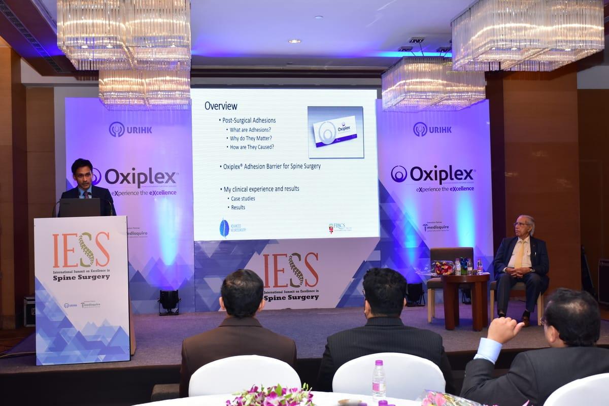 08-06-19 to 14-06-19 Urihk Hosts IESS for Neuro and Spine Surgeons in Delhi, Chennai and Mumbai