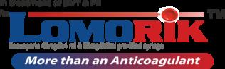 Lomorik - Enoxaparin Sodium inj Logo